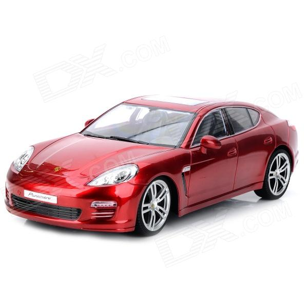 AK AK56069 Porsche Panamera 1:14 R/C Car Toy - Red