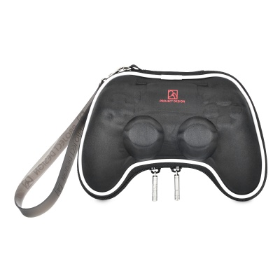 PROJECT DESIGN Quakeproof Protective Bag w/ Strap for PS4 - Black