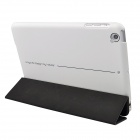 Angibabe 3-Folding PU Leather Case Cover Stand Wake up/ Auto Sleep for Retina Ipad MINI - Black