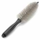 Bell Tire Car Cleaning Brush - Black + Grey