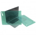"ENKAY Crystal Hard Protective Case for ""13-inch MacBook Pro with Retina Display"" - Green"