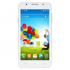 "Sosoon X50 5"" Dual-Core Android 4.2.2 Cell Phone w/ WCDMA, GPS - White"