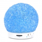 QC-001 3W Bluetooth V2.1 Speaker w/ TF / Mini USB - Blue + White