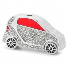 Rhinestone Car Style Perfume Bottle Container (10ml)