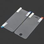 Rinco NEW Protective Front + Back Shiny Clear Screen Guard for IPHONE 5 - Transparent