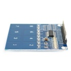 LC TTP226 8-Channel Capacitive Touch PAD Sensor Sensing Detector Module - Deep Blue