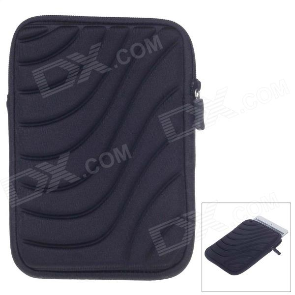 Protective Shock-Proof Water Resistant Nylon Case for 7 Inch Tablet PC - Black