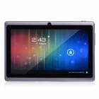 "Y88 7.0"" Android 4.1 Dual Core Tablet PC w/ 512MB RAM, 4GB ROM, HDMI, Camera - Purple"