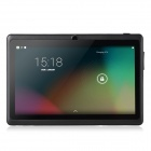 "Y88 7.0 ""Android 4.1 Dual Core Tablet PC w / 512MB RAM, 4GB ROM, HDMI, Kamera - Schwarz"