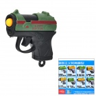 Children's DIY Assembled Gun Model Toy - Multicolored