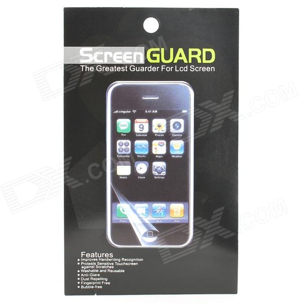 Dust-Proof PET Clear Screen Guard Protectors for Samsung Galaxy Trend Duos S7562 (2 PCS) the white guard