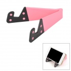 Multifunction Plastic Stand Holder for Cell Phone - Pink