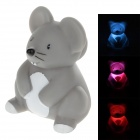 Creative Animals Series Koala Style LED Gadgets / Small Night Lamp - Grey (3 x AG10)