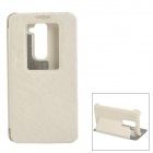 KALAIDENG Protective PU Case w/ Display window for LG G2