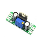 DC-DC 63V~4.5V to 60V~1.5V Linear Regulated Power Supply Module - Red