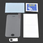 0.4mm Tempered Glass Screen Protector for Iphone 4 / 4s - Transparent