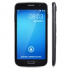 "JELLY BEAN SK2 Dual Core Android 4.2.2 WCDMA Bar Phone w/ 5.5"" / Wi-Fi / Camera - Black"