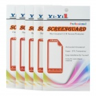 YI-YI High Quality PET Screen Protector for Samsung Galaxy Trend Duos / S7562 - Transparent (5PCS)