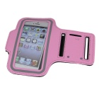 Stylish Armband for Iphone 5 / 5s - Pink + Black