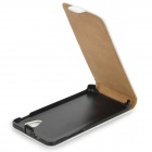Protective ABS + PC Case w/ Stand for LG Nexus 5 - White