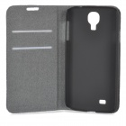 A-577 Protective carneiro Case for Samsung Galaxy S4 i9500 - Branco