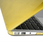 "ENKAY Crystal Hard Protective Case for Macbook Air 11.6"" - Yellow"