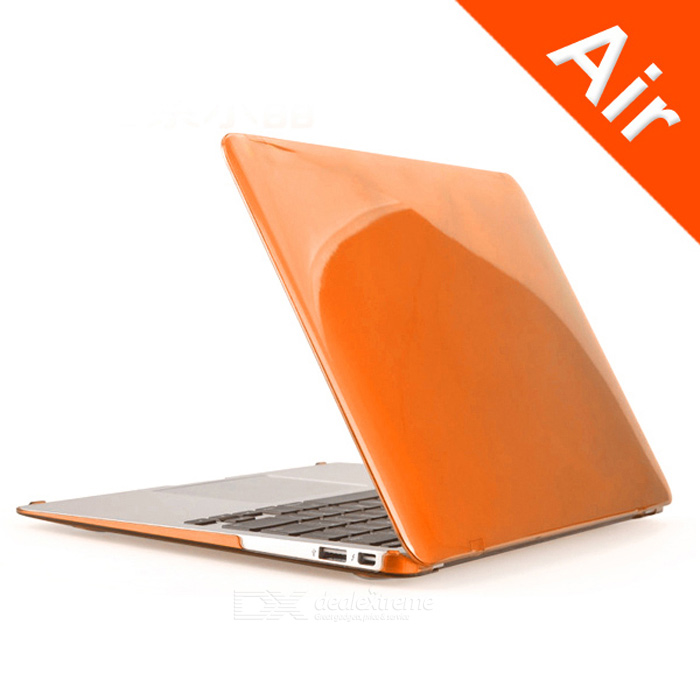 "ENKAY Crystal Hard Protective Case for Macbook Air 11.6"" - Orange"