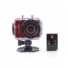 ESER TS-G352 Mini Touch Wireless Remote Control 1080P HD Outdoor Waterproof Sport Camera