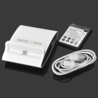 Data Sync & Charging OTG Dock + ''2500mAh'' Replacement Battery + Cable for Samsung Galaxy S3 i9300