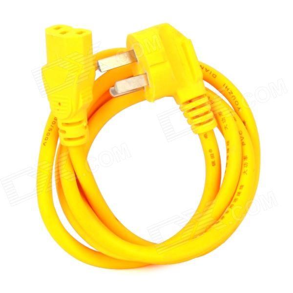 250V 3000W 13A AC Power Connection Cable - Yellow (1.5m / AU Plug) monroe 72333 monroe sensa trac strut