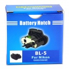 BL-5 Battery Chamber Cover for EN-EL18 Battery Grip MB-D12 for D800 D800E