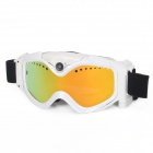 THB029 5.0MP 720P Skiing Goggles Camera - White