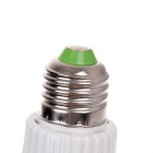 E27 7W 572lm 3000K 26 x SMD 2835 LED Warm White Light Bulb - White (220V)