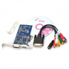 CMI 1920x1080 HDMI 1080i Video Capture Express Card for PS3 XBOX360 HDTV PC - Blue
