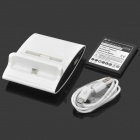 Charging/Data OTG Dock w/ USB Cable + ''2800mAh'' Replacement Battery for Samsung Galaxy S4 i9500