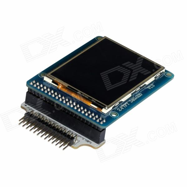 ChuangZhuo RPI TFT LCD Adapter Plate + 2.4