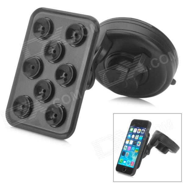 069 ABS 360 Degree Rotatable Multifunctional Suction Cup Holder for Cellphone / GPS / MP3 / MP4