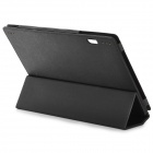"Protective PU Case w/ Stand for 10.1"" Lenovo S6000 - Black"