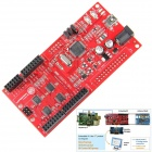 Coocox Triple-Play-Plattform für Raspberry Pi, Arduino und 32-Bit-ARM-Embedded - Red