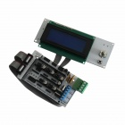 ChuangZhuo Reprap 3D Ramps Shield V1.4 Motor Driver Module / Expansion Board + Smart LCD Controller