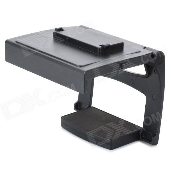 Plastic Stand for XBOX ONE Kinect Mini TV - Black vertical stand for xbox one s black