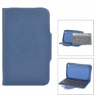 "Detachable Bluetooth V3.0 59-key Keyboard PU Case for Samsung T310 / Galaxy Tab 3 / 8"" Tablet PC"