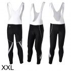 Spakct 13T13 Nylon Spandex Suspender Trousers for Men (XXL)