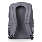 "KINGSONS KS3041W Convenient 15.6"" Laptop Backpack - Grey"