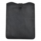 "Protective PU Leather Sleeve Bag for 10"" Tablet PC - Black"