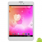 "Wopad M785 7.5"" IPS Android 4.2 Quad-Core Tablet PC w/ 1GB RAM / 8GB ROM / 1 x SIM - Silver + White"