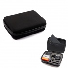 PANNOVO G-185 Professional EVA Protective Camera Case Portable Bag for GoPro Hero3+/3/SJ4000 - Black