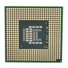 Intel Core 2 T8100 35W 2.1GHz Dual-Core CPU Procesador - Deep Green + plata
