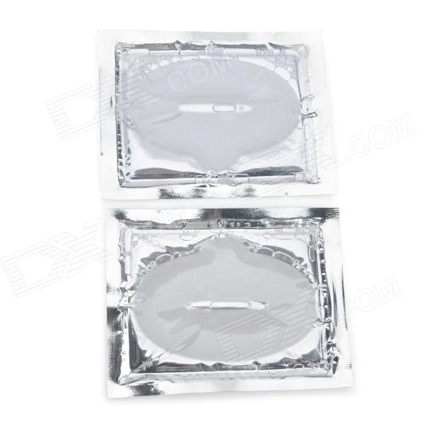 Collagen Moisturizing Lip Membranes - White (2 PCS)