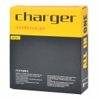 TANGSPOWER T2 Dual Slot Multifunction Li-ion / NiCd / Ni-MH Battery Charger - Black (EU Plug)